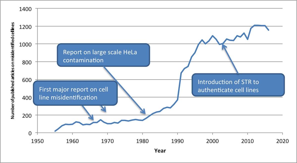 Результаты более 30 000 биомедицинских публикаций могут оказаться неверными